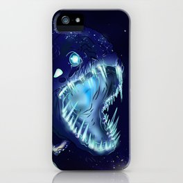 ABYSSAL FISH iPhone Case