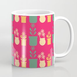 Fresh Flowers Collection Pattern 4 Coffee Mug