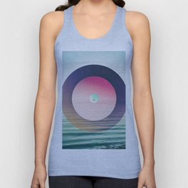 Travel_03 Unisex Tank Top