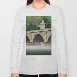Morning Mist on the Potomac Long Sleeve T-shirt