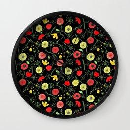 Pattern #57 Wall Clock