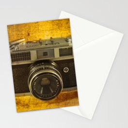 Rank Mamiya Rangefinder Stationery Cards