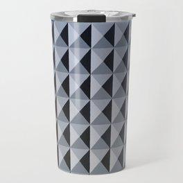 Original Geometric Design by Dominic Joyce Travel Mug