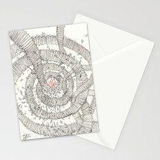 Santa is coming!!! Stationery Cards