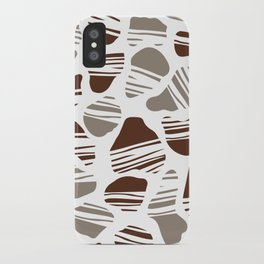 Okapi Animal Print [Native] iPhone Case