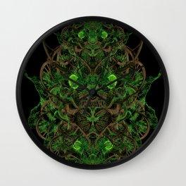 Herban Remedies Wall Clock
