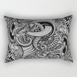 Yinyang. Rectangular Pillow