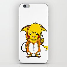 Enter Birdychu iPhone & iPod Skin