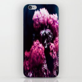 The Sea Anemone Floral Bouquet iPhone Skin