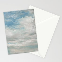 Clouds Painting, 1922 - John Constable Stationery Cards