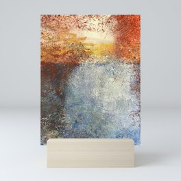 Summer Sky Mini Art Print