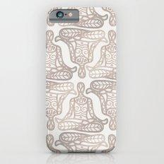lotus pose Slim Case iPhone 6s