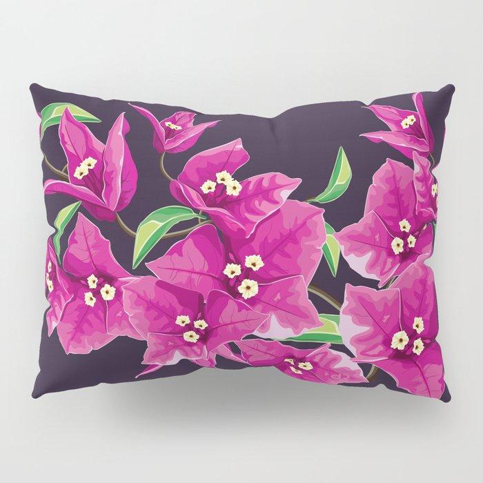 Bougainvillea Pillow Sham