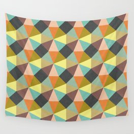 Simply Symmetry Wall Tapestry