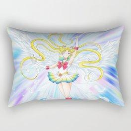 super sailor moon manga ver. Rectangular Pillow