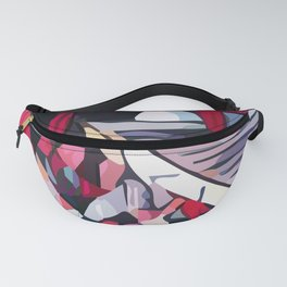 Abstract 100 #2 Fanny Pack