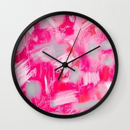 Vibrant to Lighten Wall Clock
