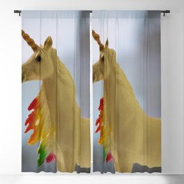 Unicorn Blackout Curtain