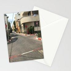 Tel Aviv photo - Kerem Hateimanim - Israel Stationery Cards