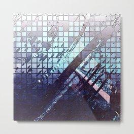(De)Fluo-Novo Metal Print