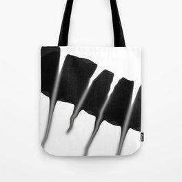Reverse Lightining Tote Bag