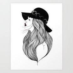AMIE Art Print