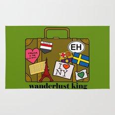 Wanderlust King Rug