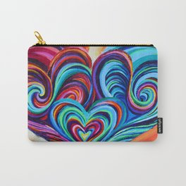 Intertwined Souls Carry-All Pouch