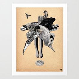 Oneness :: 4 Art Print