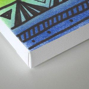 Tribal #3 Canvas Print