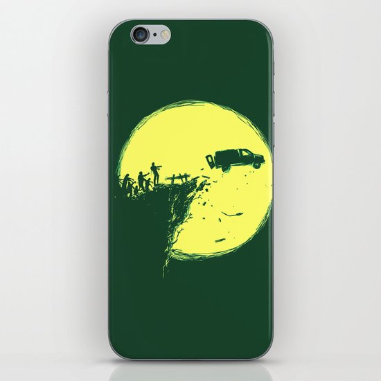 Zombie Invasion iPhone & iPod Skin