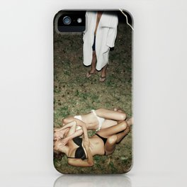 This Is What It's Like to Live in a Tree House iPhone Case
