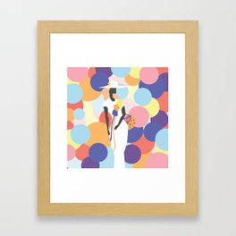 Sundress 3 Framed Art Print