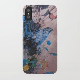 Buteo Regalis iPhone Case