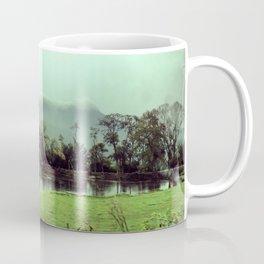 Misty Mountain Valley Coffee Mug