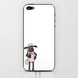 Sheepreem iPhone Skin