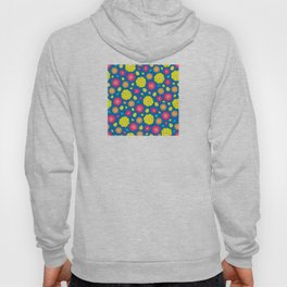 Easter Flower Power Pattern Hoody