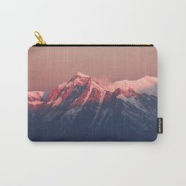 Himalayan peaks Carry-All Pouch