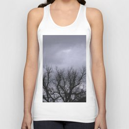 Dusk in the Valley Unisex Tank Top