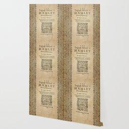 Shakespeare, Hamlet 1603 Wallpaper