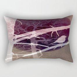 Natural experiment Rectangular Pillow