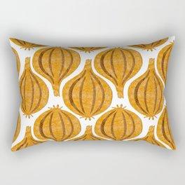 pattern onion Rectangular Pillow