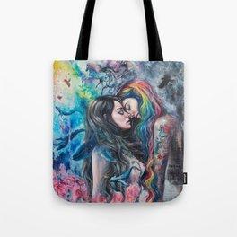 Colorful Me Tote Bag