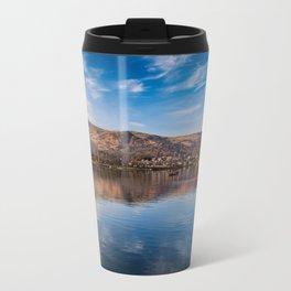 Llanberis Lake Reflections Travel Mug