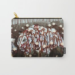 In The Brush Carry-All Pouch
