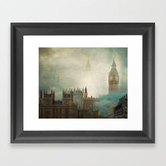 London Surreal Framed Art Print