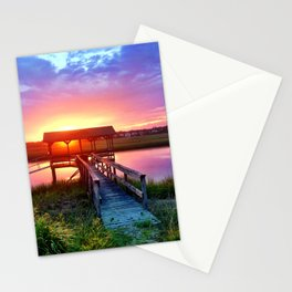 Litchfield Sunset Stationery Cards