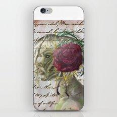 Ambiguous Idol iPhone & iPod Skin