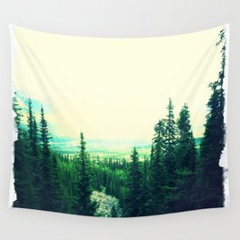 Lost In The Woods Wall Tapestry