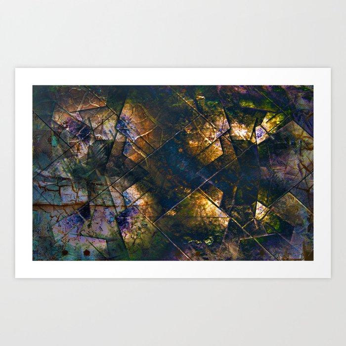 Outré Art Print